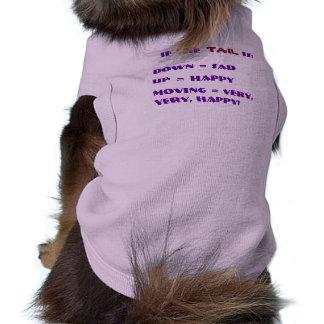 Mood Indicator Doggie T-shirt