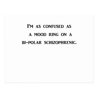 mood ring postcard