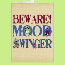 Mood Swinger Card