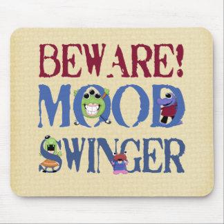 Mood Swinger Mouse Pad
