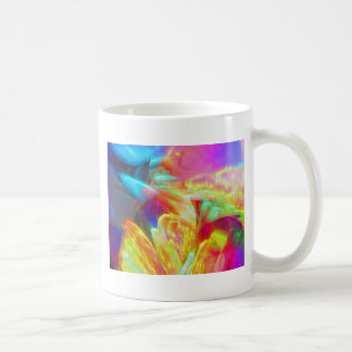 Moods of Motion Colorful Abstract Coffee Mugs