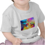 Moods of Motion Colorful Abstract Shirt