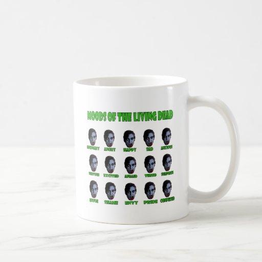 Moods of the living dead mug
