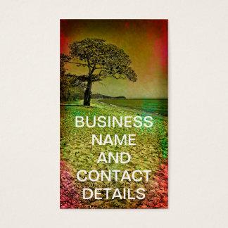 Moody Beach View Business Card