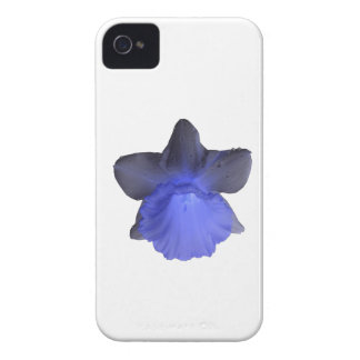 Moody Blue Dripping Daffodil Blackberry Bold Case iPhone 4 Case-Mate Case