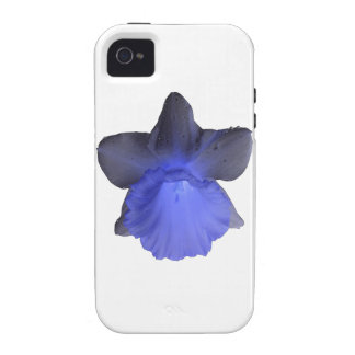 Moody Blue Dripping Daffodil iPhone 4 Case