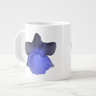 Moody Blue Dripping Daffodil Mug