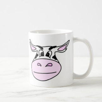 Moody Cow Coffee Mug