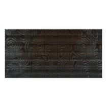 Moody Dark Abstract Pattern Card