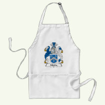 Moody Family Crest Apron