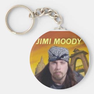 MOODY Keychain