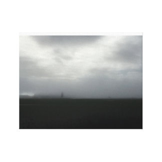Moody Landscape Canvas Print