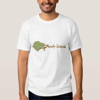 Moody Lizard Logo T-shirt