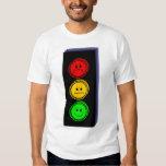 Moody Stoplight Extruded T-shirt