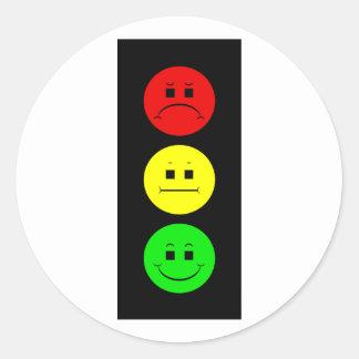 Moody Stoplight Stickers