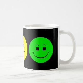 Moody Stoplight Trio Coffee Mug