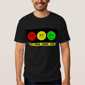 Moody Stoplight Trio Mood Light Shirt