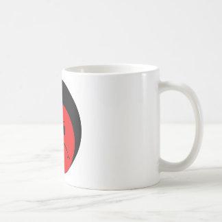 Moody Stoplight Trio Ron Buckstopper Face Classic White Coffee Mug