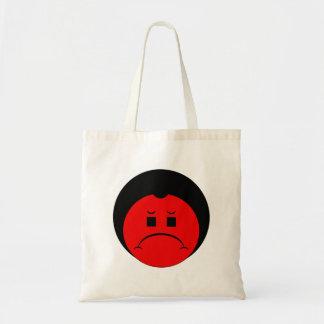 Moody Stoplight Trio Ron Buckstopper Face Tote Bag