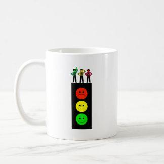 Moody Stoplight With Moody Stoplight Trio Coffee Mug