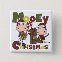 Mooey Christmas Button