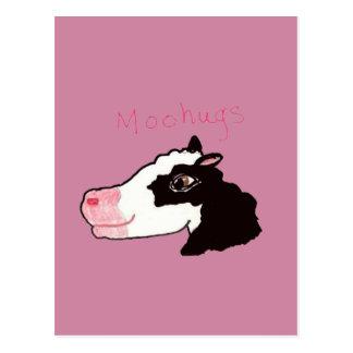 Moohugs Postales