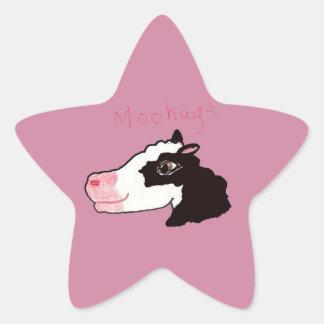 Moohugs Star Sticker