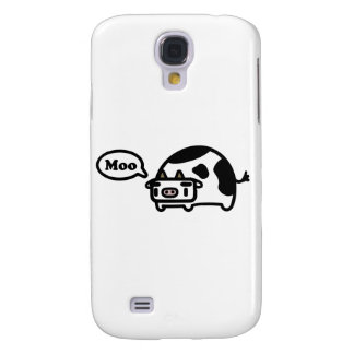 Mooing Cow Galaxy S4 Cover