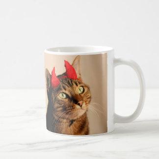 Mooki Devil lolcat - Mug
