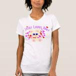 ¡Mooky dice, Jesús le ama! Camiseta