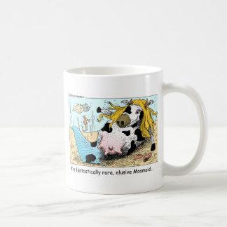 Moomaid Funny Cow Cartoon Gifts Tees Collectibles Coffee Mug