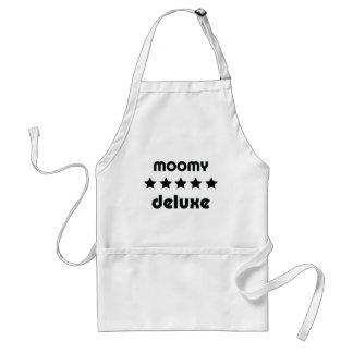 moomy deluxe icon adult apron