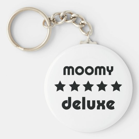moomy deluxe icon keychain