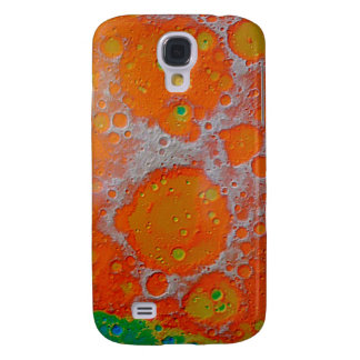 Moon 4 iPhone 3 Galaxy S4 Cases