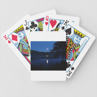 moon-659 bicycle playing cards