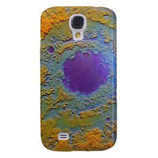 Moon 6 iPhone 3 Samsung Galaxy S4 Case