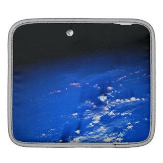 Moon above Earth Sleeve For iPads