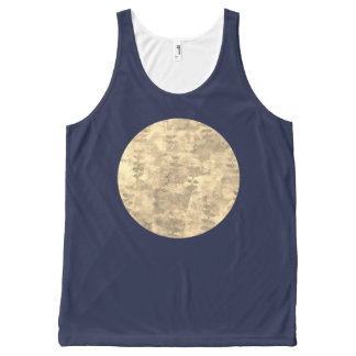 Moon All-Over-Print Tank Top