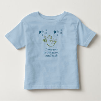 Moon and Back Toddler T-shirt