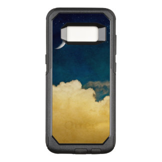 Moon And Cloudscape OtterBox Commuter Samsung Galaxy S8 Case