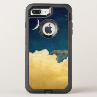 Moon And Cloudscape OtterBox Defender iPhone 7 Plus Case