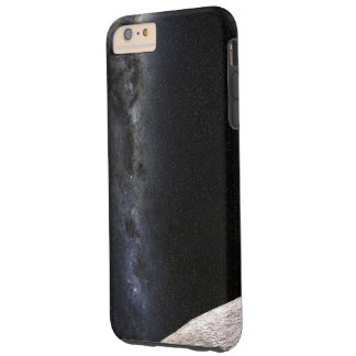 Moon and Galaxy. Tough iPhone 6 Plus Case