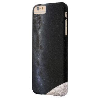 Moon and Galaxy. Barely There iPhone 6 Plus Case