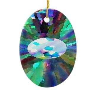 MOON and MYTH ornament
