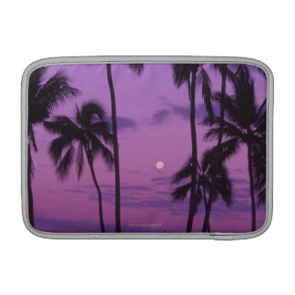 Moon and Palm Tree Sleeves For MacBook Air