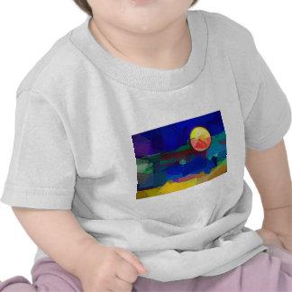 Moon And Sanity T Shirts