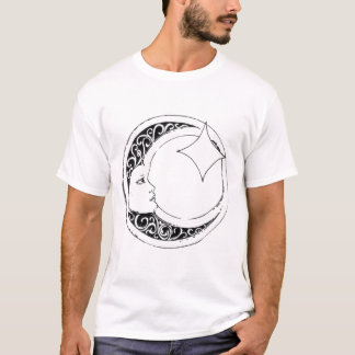 Moon and star T-Shirt