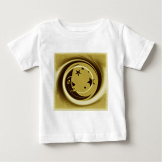 Moon and Stars Baby T-Shirt