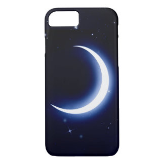 Moon and Stars Barely There iPhone 7 Case