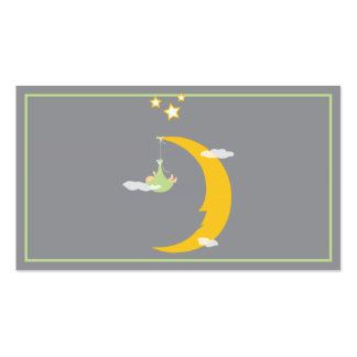 Moon and Stars Business Card
